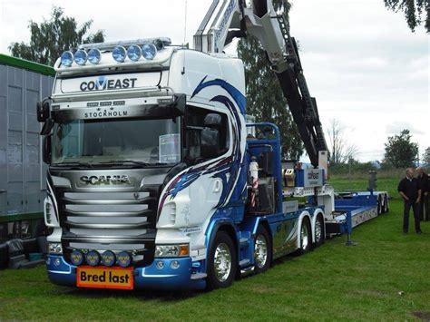 scania  scania ptm customised trucks mercedes
