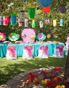 Alice in Wonderland Birthday Party Ideas
