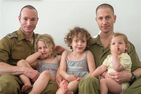 Israeli Military Grants Equal Rights For Same Sex Couples