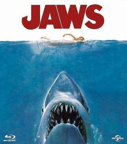 Jaws Posters Blu Ray Movies Reference Material