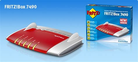 fritzbox 7490 smart home avm fritz box 7490 adsl2 vdsl modem wireless router avm7490 techbuy australia
