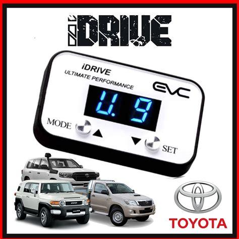 Idrive Windbooster Throttle Controller Toyota Playtime
