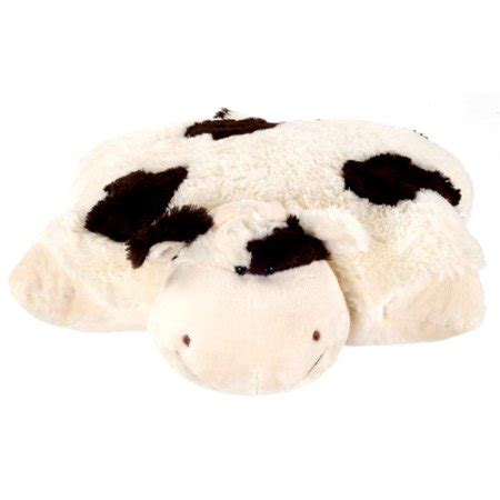 small pillow pets my pillow pets cozy cow 11 quot small walmart
