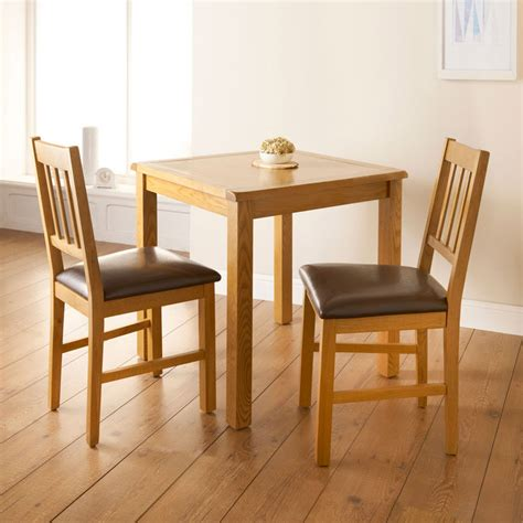Wiltshire 3 Piece Dining Set  Dining Room Furniture