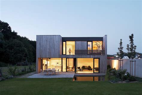 Moderne Quadratische Häuser moderne kuben architektur studio5555