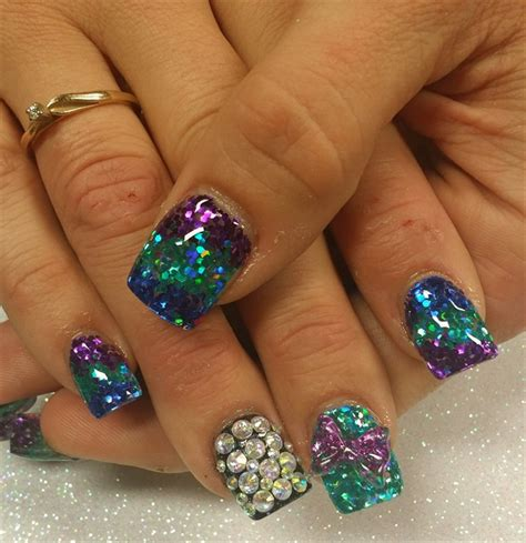mardi gras nail designs day 40 mardi gras nail nails magazine