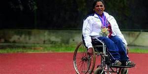 Malathi Krishnamurthy Holla  The disabled athlete who has ...