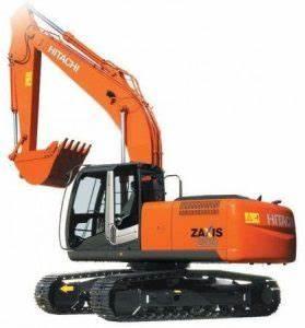 Hitachi Zaxis Zx200 Lc 5g Hydraulic Excavator Factory