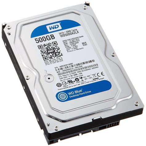 wd desktop blue 500gb wd5000azlx western digital wd5000azlx blue 500gb drive