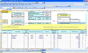 Asset Register Excel Template