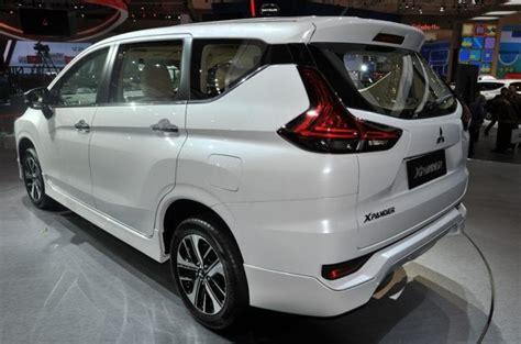 Mitsubishi Xpander Picture by Mitsubishi Xpander Arrives In Indonesia Mitsubishi