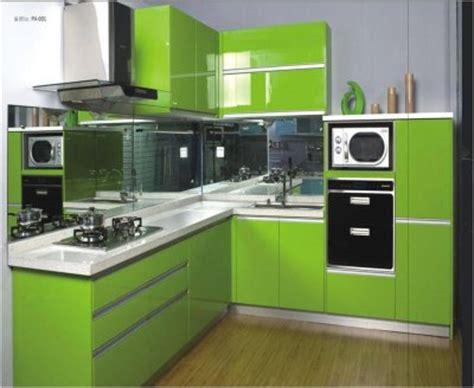 cocinas color verde cocinas integrales en madera