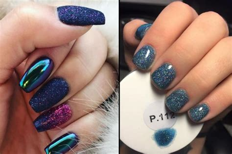 The Crazy Trend Of Dip Powder Nails Is Taking Over Gel And