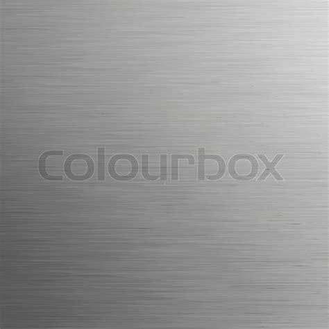 metal template brushed metal template background eps 8 vector file included stock vector colourbox