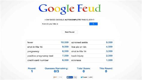how can i learn to work on cars 2005 toyota sequoia parental controls get your autocomplete laugh on with google feud