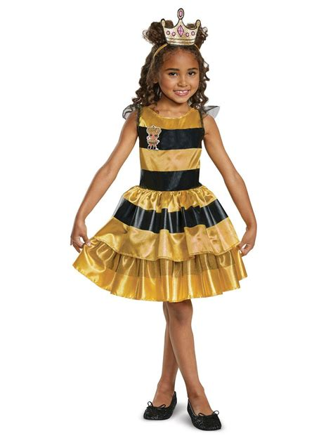 queen bee lol dolls classic costume  children baby
