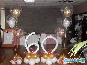 Deco Table Anniversaire 60 Ans : deco anniversaire 60 ans anniversaire ~ Dallasstarsshop.com Idées de Décoration