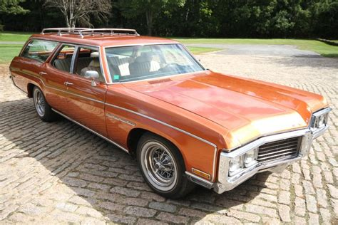 1970 Buick Station Wagon by Buick Estate Wagon Motorland Vintage America