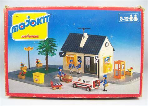 connaitre bureau de poste majokit majorette le bureau de poste ref 7401