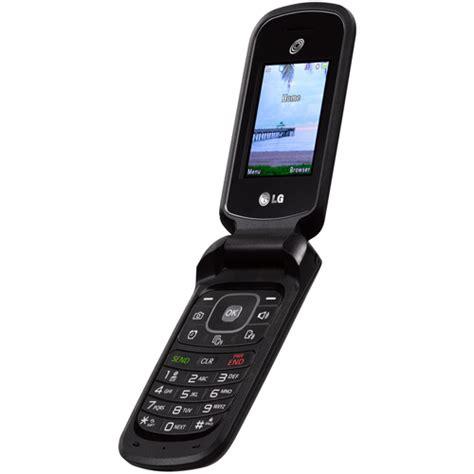talk flip phones walmart lg 236c black prepaid cellular phone talk vip