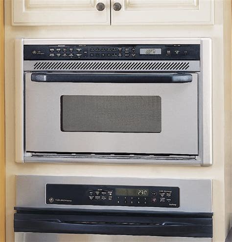 ge profile built  microwaveconvection oven jebsb