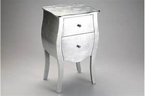 Tables De Chevet Pas Cher : table de chevet en soldes pas cher ~ Voncanada.com Idées de Décoration