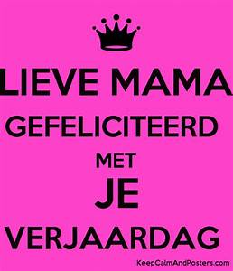 Verjaardag Mama Bekijk Het Bord Mama Verjaardag Van Neela