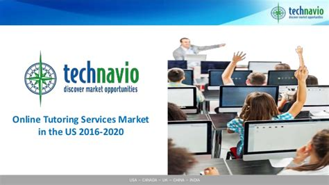 Online Tutoring Services Market In The Us 2016 To 2020