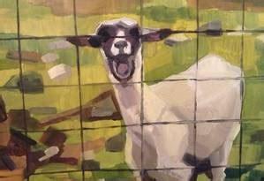 Memes viram pinturas a óleo pelas mãos de artista plástica ...