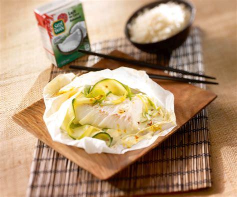 cuisine chinoise poisson papillote de poisson a la chinoise