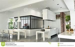 Sejour Style Industriel : interieur maison industrielle ~ Teatrodelosmanantiales.com Idées de Décoration