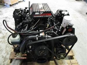 1999 Mercruiser Alpha I 1 5 7 Engine V8 Gm Chevy 350 Motor Complete Plug N Go