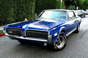 70 Mercury Cougar For Sale submited images