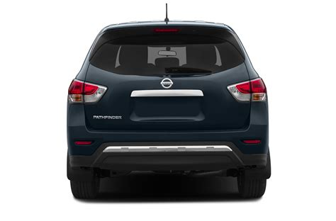 nissan suv 2016 2016 nissan pathfinder price photos reviews features