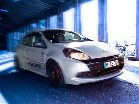 Gambar Mobil Renault Clio R S by Alpine Renault Clio Rs