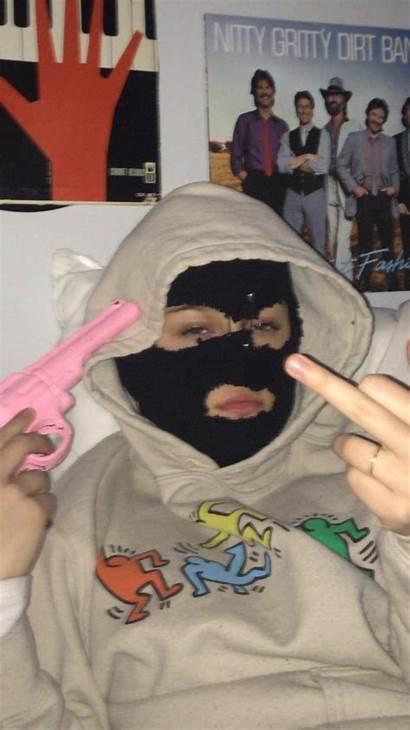 Aesthetic Grunge Ig Clem Gee Mask Sleep