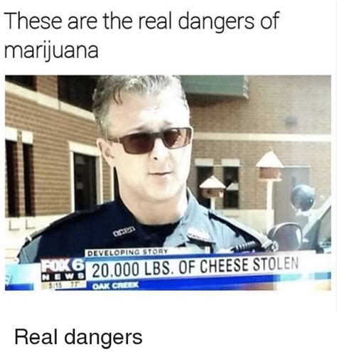These Are The Real Dangers Of Marijuana Developing Story