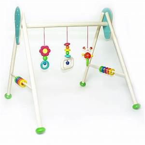 Baby Gym Holz : hess baby gym spieltrainer aus holz k fer tom ~ Watch28wear.com Haus und Dekorationen