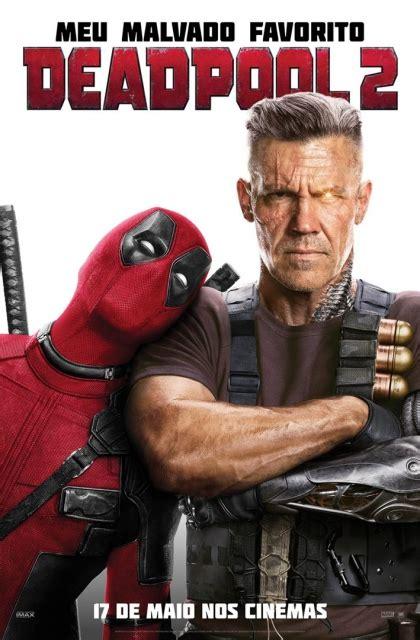 Assistir Deadpool 2 2018 Online Dublado Full Hd