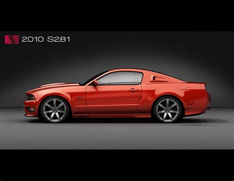 2005 Ford Mustang Saleen S281 Sc