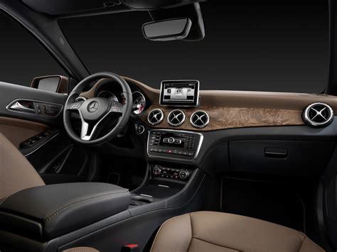 Nuova Mercedes Class Gla Il Suv Compatto Secondo La Stella