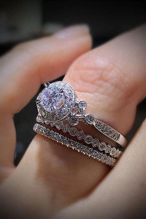 unique wedding rings   special