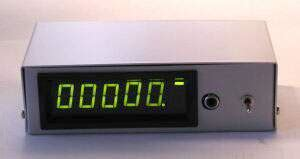 Frequency Counter Based Ats Microcontroller