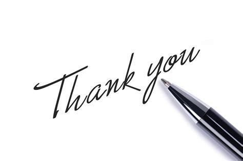 Thank You Letters  Asmaetna Blog