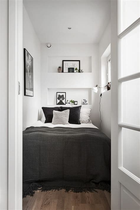 Bedroom Ideas For Small Sized Rooms by 37 Best Small Bedroom Ideas And Designs For 2019