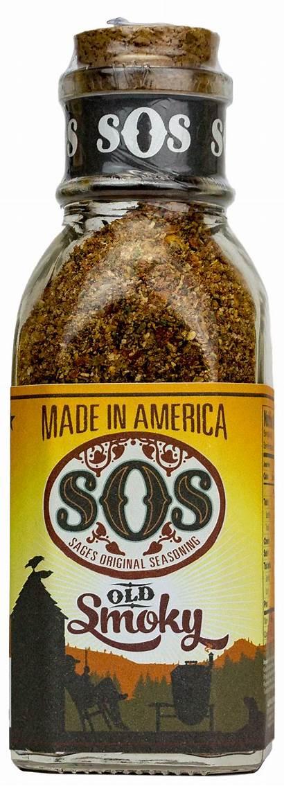 Smoky Sos Seasoning Learn