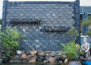 Wasserfall Garten Selber Bauen : wasserfall wand selber bauen ideen tipps und tricks ~ A.2002-acura-tl-radio.info Haus und Dekorationen
