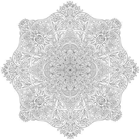 Coloring Krita by Krita Mandala 14 By Welshpixie On Deviantart