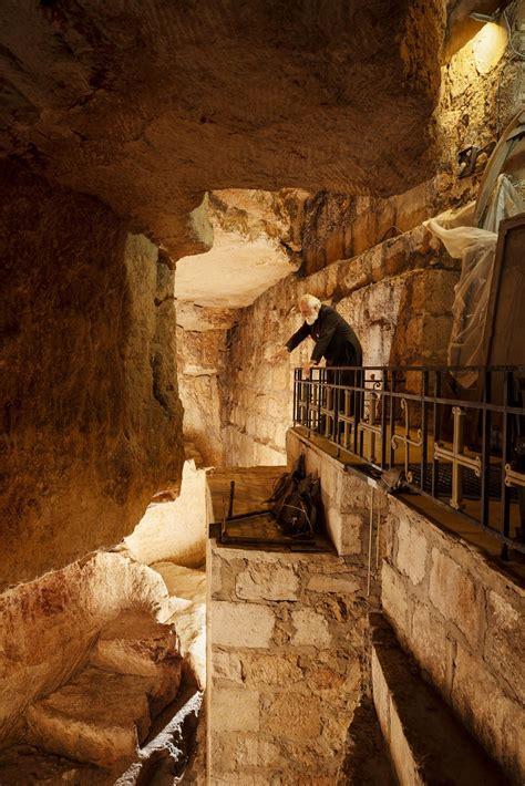 jerusalems massive digs reveal  treasures  stoke