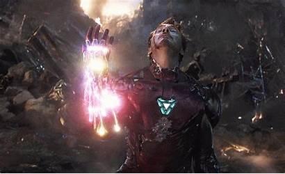 Endgame Iron Avengers Inevitable Tony Stark Death